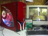 Carcasa Mazinger (core2quad - nvidia 8600) con el Crysis