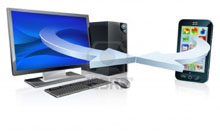 Conectar movil a pc